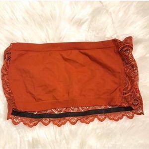 Free People Intimates & Sleepwear - FP Reversible Lace Bandeau XS/S